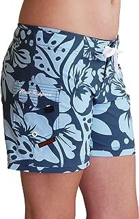 "Maui Rippers Women's 4-Way Stretch 5"" Swim Shorts Boardshorts"