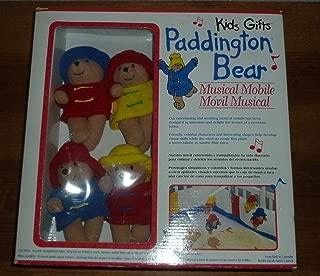 Paddington Bear Musical Mobile Crib