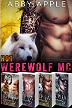 Hot Werewolf MC: A Paranormal Romance Series Box Set