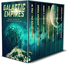Galactic Empires: Seven Novels of Deep Space Adventure