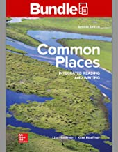 Common Places + Connect Access Card: Integrated Reading & Writing