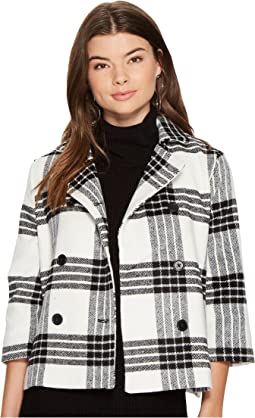 Jack by BB Dakota - Henny Buffalo Plaid Wool Like Jacket