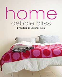 Home: 27 knitted designs for living