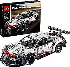 کیت ساختمانی LEGO Technic Porsche 911 RSR 42096، New 2019 (قطعه 1580)