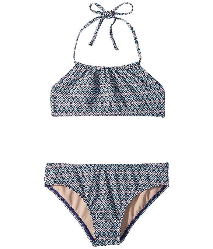 c9289d6f0d Toobydoo Amazon Bandeau Halter Bikini (Infant/Toddler/Little Kids ...