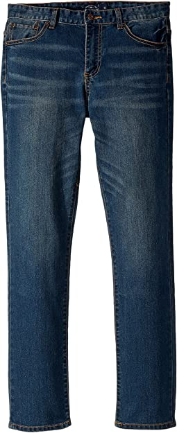 Core Denim Medium Blue Skinny (Big Kids)