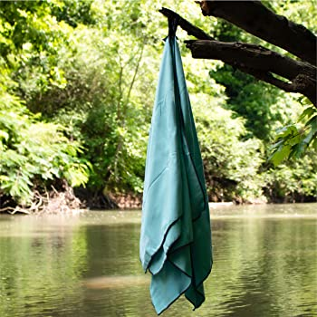Wise Owl Outfitters Camping Travel Towel - Ultra Soft Compact Quick Dry Microfiber Fast Drying Fitness Beach Hiking Y...