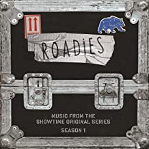 roadies music from the showtime original series