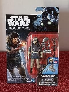 SW Captain Cassian Andor Eadu Star Wars Rogue One 3.75-Inch Figure 2016 Wave 2