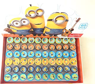 Despicable Me Minions Stampers Party Favors (60 Stampers)