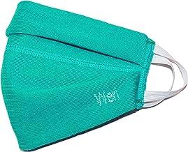 Weri Spezials Gezichtsmasker, mondmasker, bandana, multifunctionele doek, stofmasker, mond- en neusmasker, voor heren, voo...