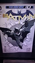 (1st Printing) Batman # 0 DC Comics, the New 52, the Origin Issue 2012