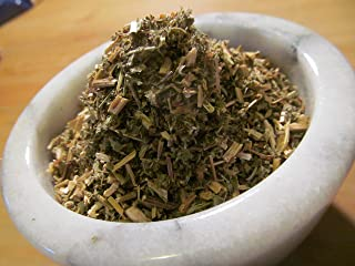 Agrimony Herb - 1 Oz Fresh, Dried Herbs with Laminated Reference Card