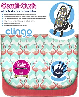 Best cuddleco comfi-cush memory foam stroller liner Reviews