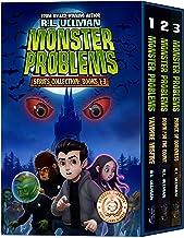 Monster Problems Books 1-3: Monster Problems Box Set