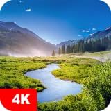 Landscape Wallpapers 4K & HD Backgrounds apps