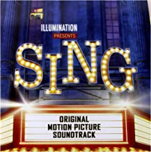 Stevie Wonder / The Spencer Davis Group / Taron Egerton: Sing soundtrack (edycja polska) [CD]