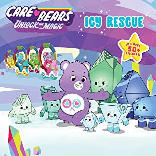 Icy Rescue (Care Bears: Unlock the Magic)