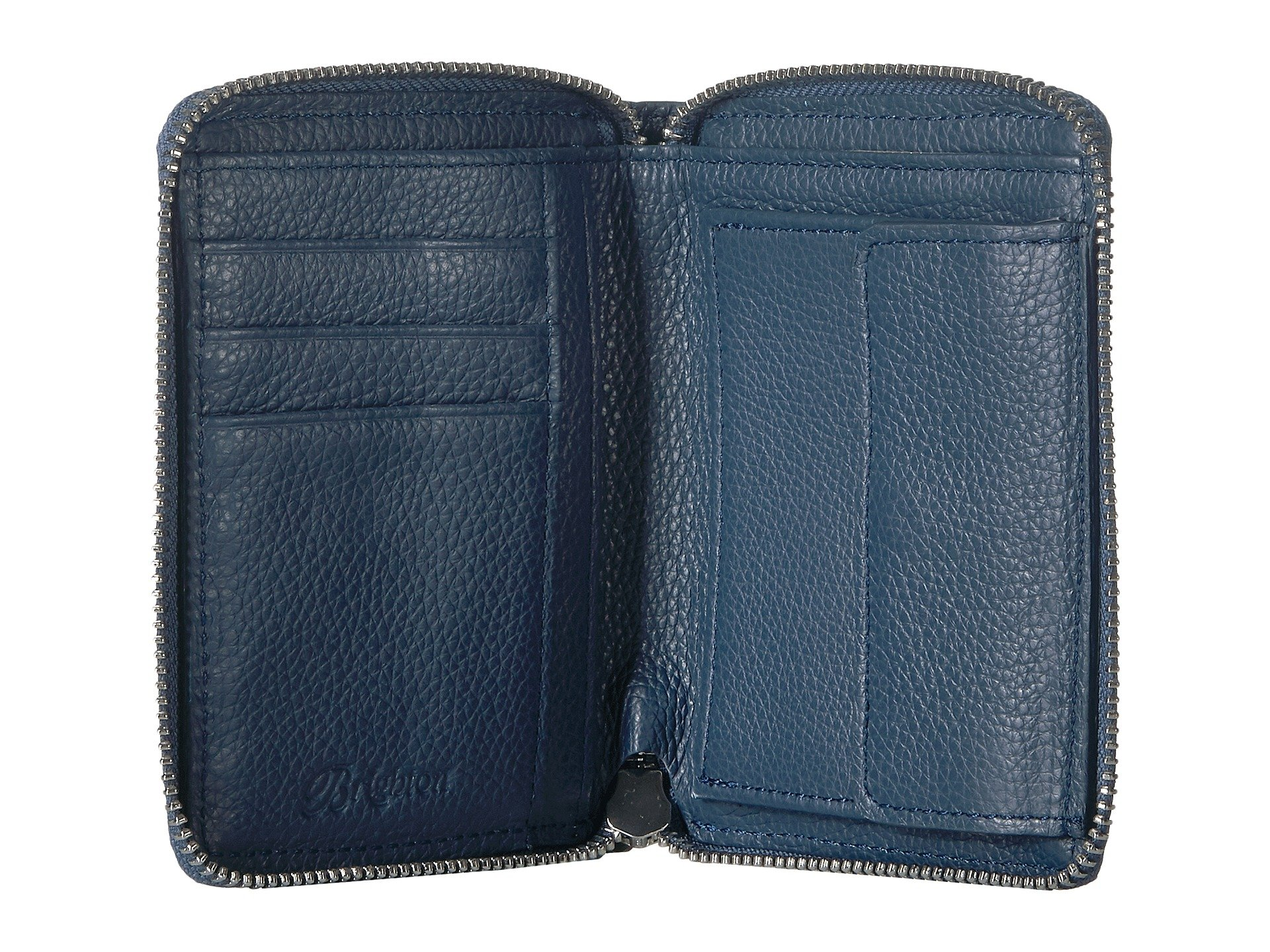 Blue Wallet Heart Bellissimo French Brighton Medium OfR7q