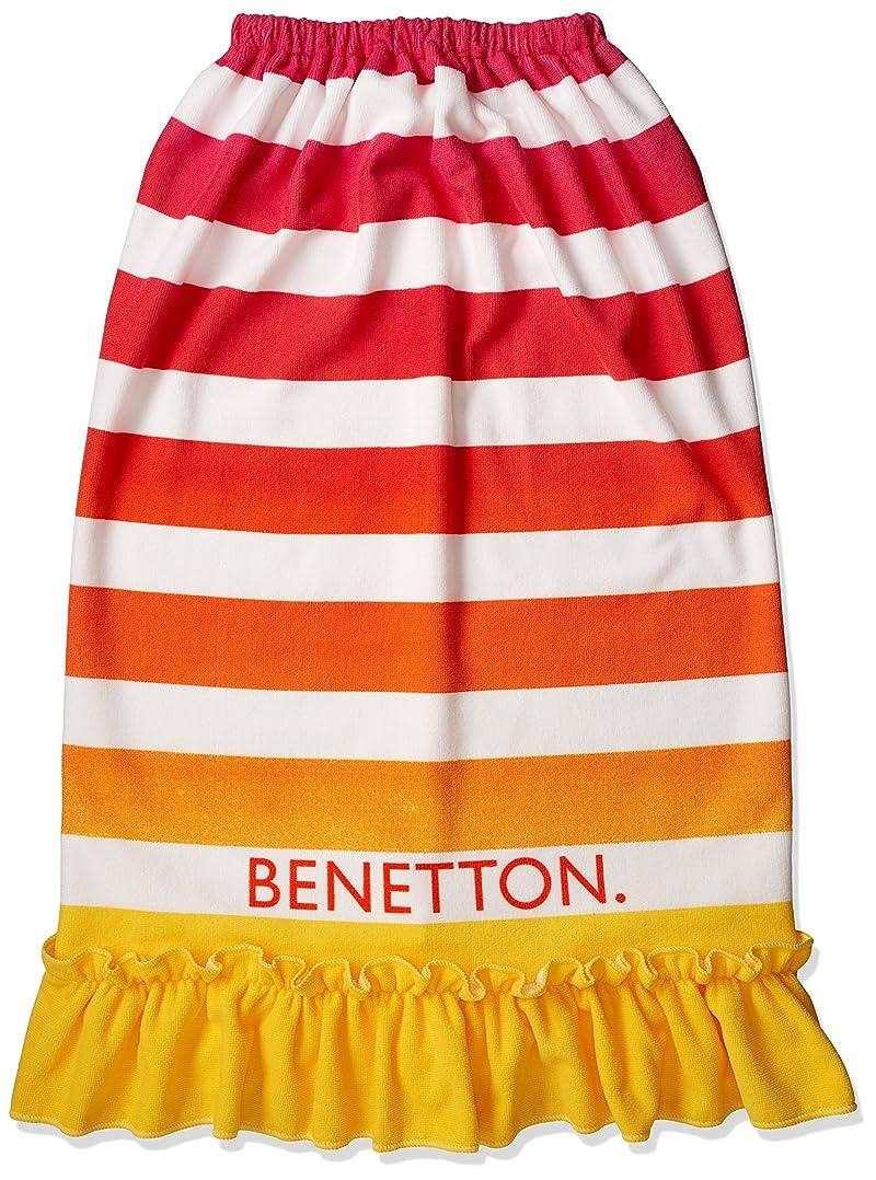 収まるホイール爵(ベネトン)Benetton(ベネトン) BENETTON マイクロファイバー巻きタオル128419