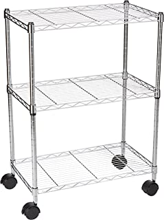 Best 3 tier rolling shelf Reviews