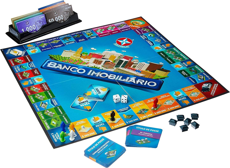 Jogo Banco Imobiliário O mercado de imóveis se modernizou Estrela!