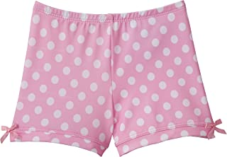 Monkeybar Buddies Worry-Free Girl's Playground Shorts, Nylon and Spandex Blend