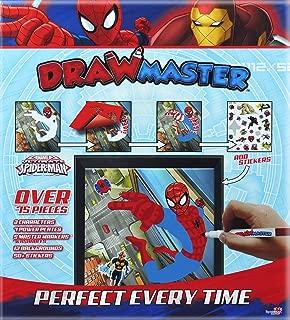 Drawmaster Marvel Ultimate Spider-Man: Spider-Man and Shocker (Starter Set)