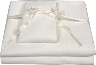 100% Pure Linen Sheets Set 4pc King---------- Fitted sheet 78x80x15