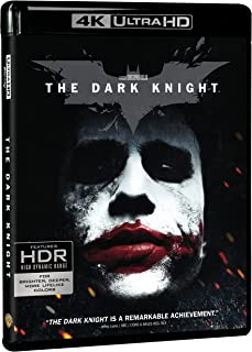 The Dark Knight (4K Ultra HD)