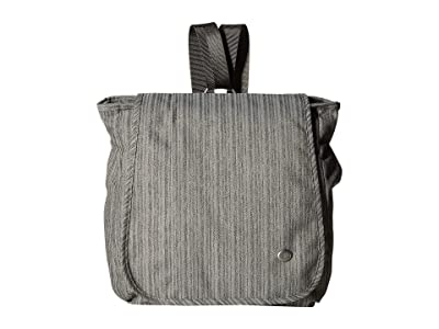 Haiku Wander (Gray Poplar) Cross Body Handbags
