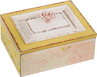 Best floral boxes with lids Reviews