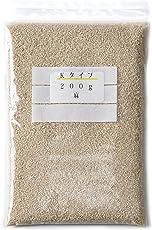 カラーサンド 200g 麻(04) 粗粒(1mm程度の粒) K2タイプ #日本製