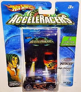 Hot Wheels AcceleRacers Teku #7 of 9 - High Voltage