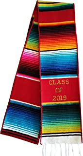mexican graduation stole sash