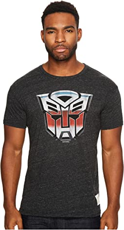 The Original Retro Brand - Transformer Short Sleeve Tri-Blend Tee