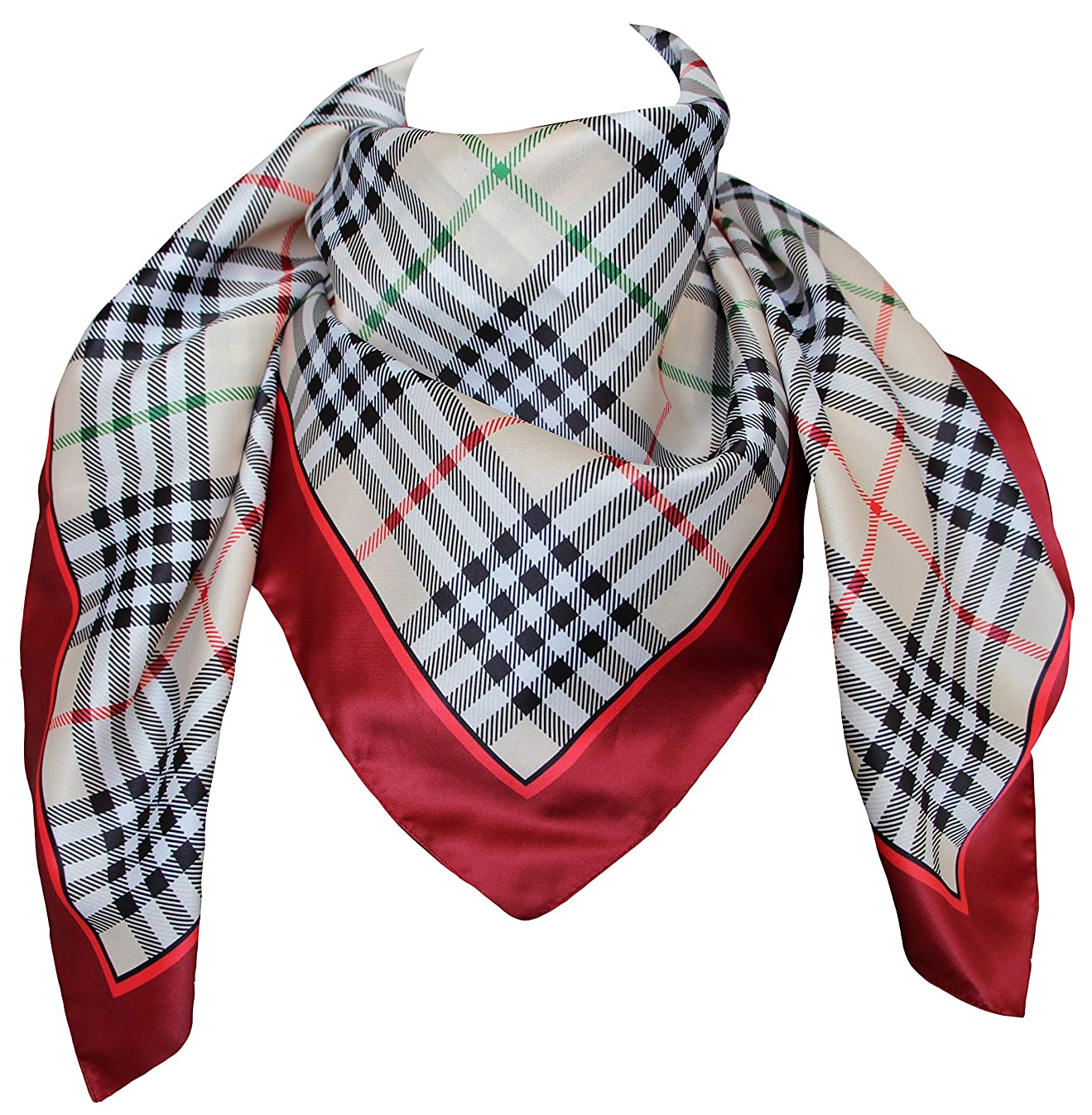 foulard dis 62689 var 4 size inch 36 x 36