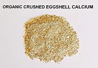 Organic Crushed Eggshell Calcium in Bulk 10 LB/20 LB