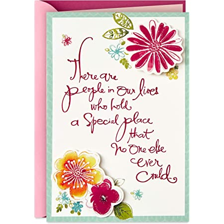 Thank You Card Card for Friend All Occasion Card Your the Best Everyday Card Favorite Person Card Friendship Card Best friend Card