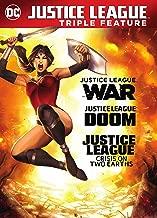 Justice League: War/Doom /Crisis on 2 Ea