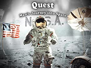 Quest - Man's Journey into Space