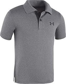 Under Armour Baby Boys' Ua Logo Short Sleeve Polo