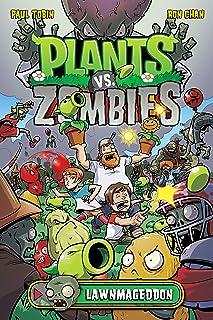 Plants vs. Zombies Volume 1: Lawnmageddon (English Edition)