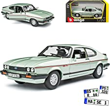 Ford Capri Weiss Coupe 2.8 Injection 1978-1986 1//43 Norev Modell Auto mit oder..