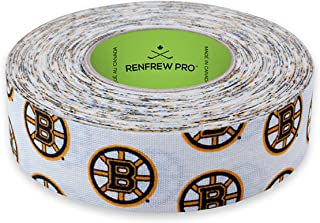 Renfrew NHL Team Cloth Hockey Tape (Boston Bruins)
