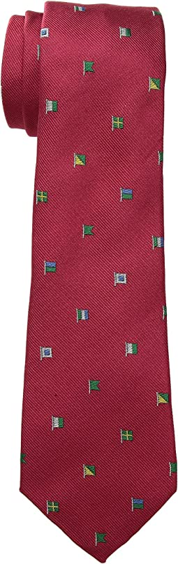 Signal Flags Tie
