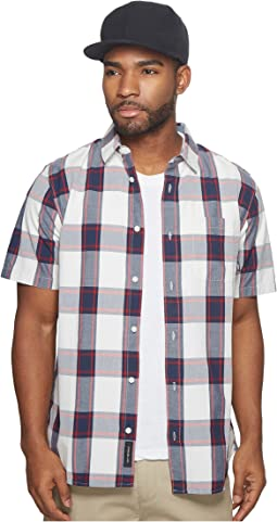Vans Mayfield Short Sleeve Woven