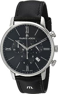 Maurice Lacroix - Reloj Analógico para Hombres de Cuarzo EL1098-SS001-310-1