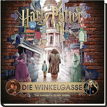 Harry Potter Die Winkelgasse Das Handbuch zu den FilenJody Revenson,Barbara Knesl