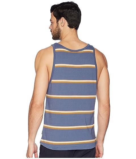 Deep de tirantes Blue camiseta Volcom Sheldon Knit nPXqF4z4